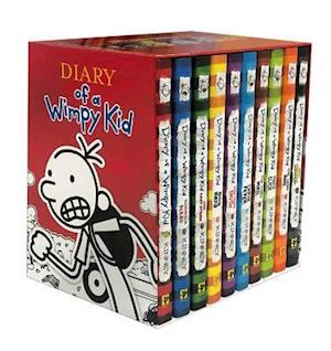 Diary Of A Wimpy Kid Activity Packet