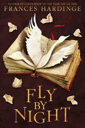 Bog, paperback Fly by Night af Frances Hardinge