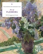 Art of Flowers 2018 Engagement Book