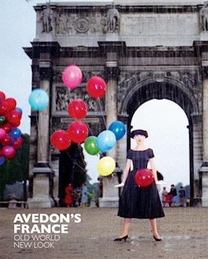 Bog, hardback Avedon's France: Old World, New Look af Robert Rubin