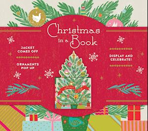 Christmas in a Book (UpLifting Editions):Jacket comes off. Orname