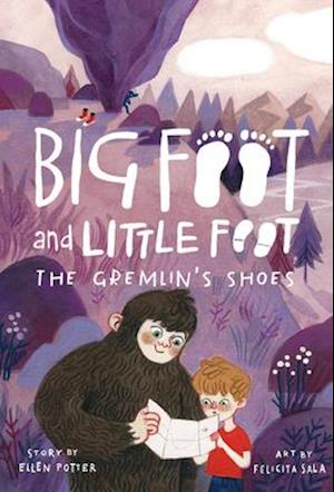 The Gremlin's Shoes (Big Foot and Little Foot #5)