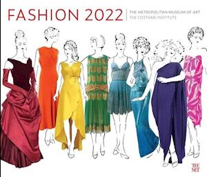 Fashion and the Costume Institute 75th Anniversary 2022 Wall Calendar