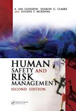 Human Safety and Risk Management, Second Edition af Sharon Clarke