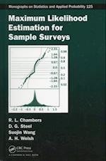 Maximum Likelihood Estimation for Sample Surveys (Chapman & Hall/CRC Monographs on Statistics & Applied Probability)