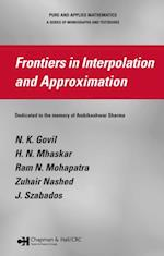 Frontiers in Interpolation and Approximation (Chapman & Hall/CRC Pure and Applied Mathematics)