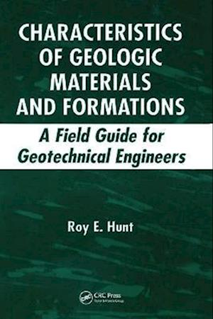 Characteristics of Geologic Materials and Formations