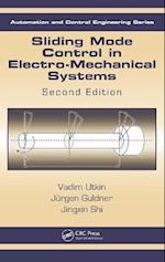 Sliding Mode Control in Electro-Mechanical Systems (Automation and Control Engineering, nr. 34)