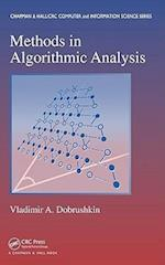Methods in Algorithmic Analysis (Chapman & Hall/CRC Computer and Information Science Series, nr. 22)