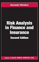 Risk Analysis in Finance and Insurance (Chapman & Hall/CRC Financial Mathematics Series, nr. 21)