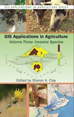 GIS Applications in Agriculture, Volume Three (GIS Applications in Agriculture)