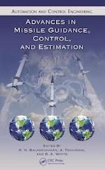 Advances in Missile Guidance, Control, and Estimation (Control Series, nr. 47)