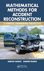 Mathematical Methods for Accident Reconstruction