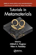 Tutorials in Metamaterials (Series in Nanoooptics and Nanophotonics, nr. 1)