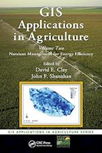 GIS Applications in Agriculture (GIS Applications in Agriculture)