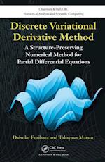 Discrete Variational Derivative Method (Chapman & Hall/crc Numerical Analysis and Scientific Computing Series)