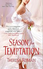 Season for Temptation af Theresa Romain