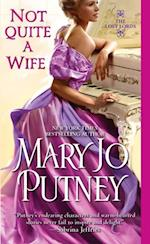 Not Quite a Wife (The Lost Lords)