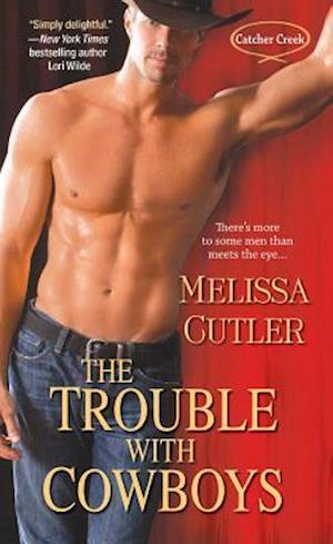 Bog, paperback The Trouble with Cowboys af Melissa Cutler