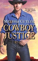 Cowboy Justice af Melissa Cutler