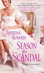 Season for Scandal af Theresa Romain