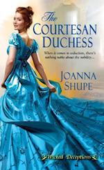 The Courtesan Duchess af Joanna Shupe