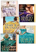 Mary Jo Putney's Lost Lords Bundle: Loving a Lost Lord, Never Less Than A Lady, Nowhere Near Respectable, No Longer a Gentleman & Sometimes A Rogue (The Lost Lords)