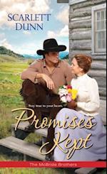 Promises Kept af Scarlett Dunn
