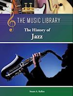 The History of Jazz (Music Library Lucent)