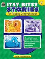 Itsy Bitsy Stories for Reading Comprehension Grd 2