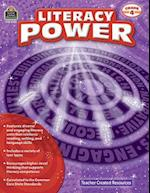 Literacy Power (Gr. 4) (Literacy Power)