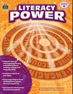 Literacy Power (Gr. 6) (Literacy Power)