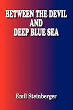 BETWEEN THE DEVIL AND DEEP BLUE SEA af Emil Steinberger