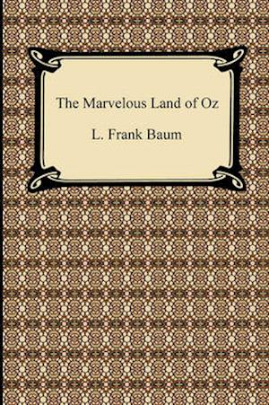 Bog, paperback The Marvelous Land of Oz af L Frank Baum
