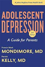 Adolescent Depression (JOHNS HOPKINS PRESS HEALTH BOOK)