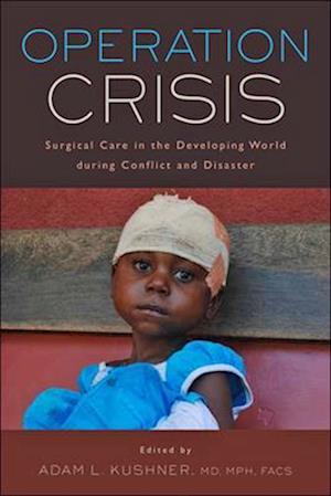 Bog, paperback Operation Crisis af Adam L. Kushner