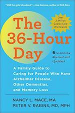 The 36-Hour Day (Johns Hopkins Press Health Books Paperback)