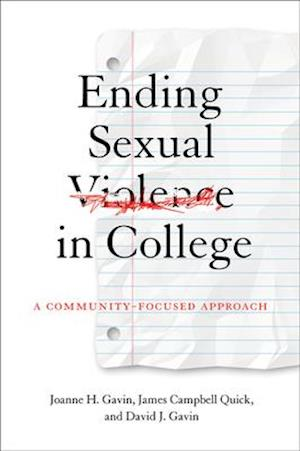 Ending Sexual Violence in College