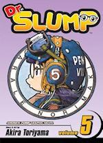 Dr. Slump 5 af Akira Toriyama