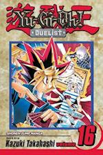 Yu-gi-oh! Duelist 16 af Kazuki Takahashi