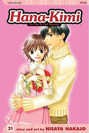 Hana-Kimi, Volume 21