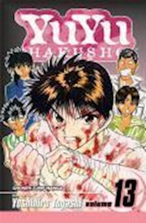 YuYu Hakusho, Volume 13