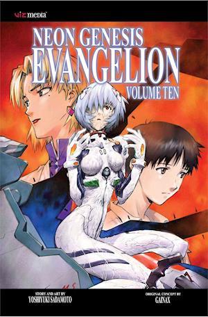 Neon Genesis Evangelion 10