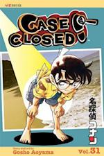 Case Closed 31 (Case Closed (Graphic Novels))