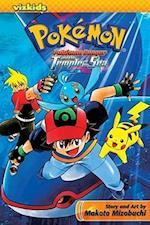 Pokemon Ranger and the Temple of the Sea af Makoto Mizobuchi