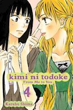 Kimi ni Todoke: From Me to You, Vol. 4 (Kimi Ni Todoke, nr. 4)