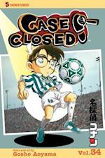 Case Closed 34 (Case Closed (Graphic Novels))