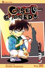 Case Closed 35 (Case Closed (Graphic Novels))