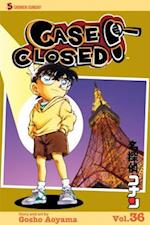 Case Closed 36 (Case Closed (Graphic Novels))