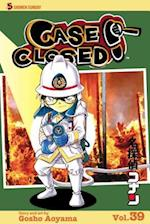 Case Closed 39 (Case Closed (Graphic Novels))